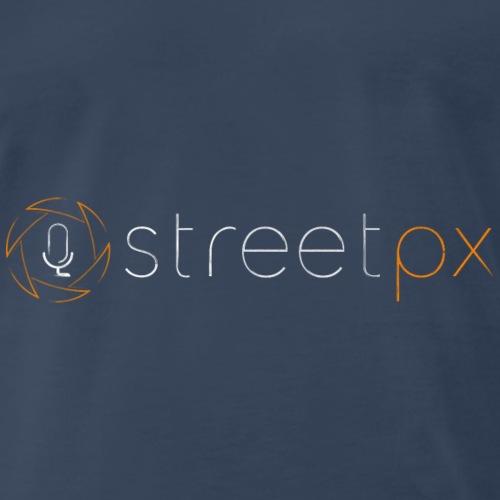 Urban Explorer StreetPX Logo - Men's Premium T-Shirt