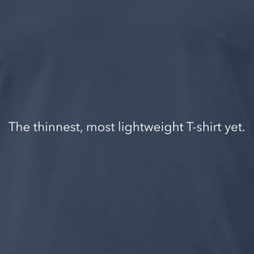 The thinnest, most lightweight Tee - Men's Premium T-Shirt