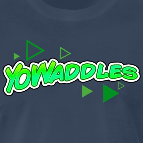 YoWaddles' Angles - Men's Premium T-Shirt