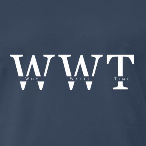 WWTWhite - Men's Premium T-Shirt