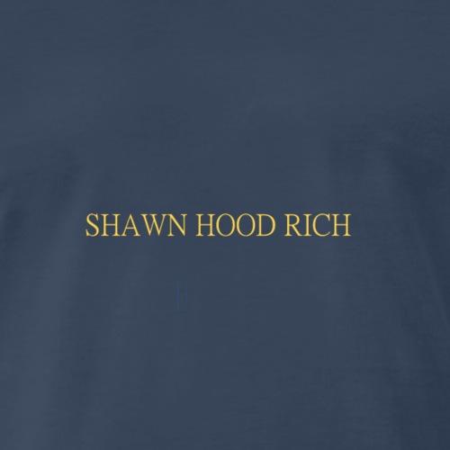 small Shawn hood Rich T s - Men's Premium T-Shirt