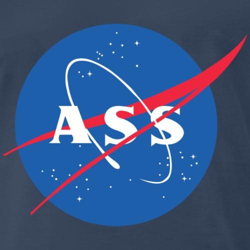 Space Ass - Men's Premium T-Shirt