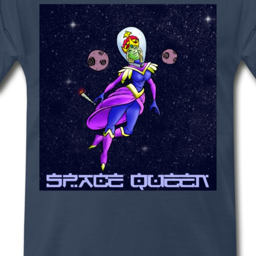 Space queen - Men's Premium T-Shirt