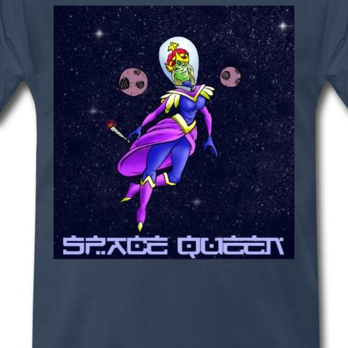 Space queen - Men's Premium T-Shirt