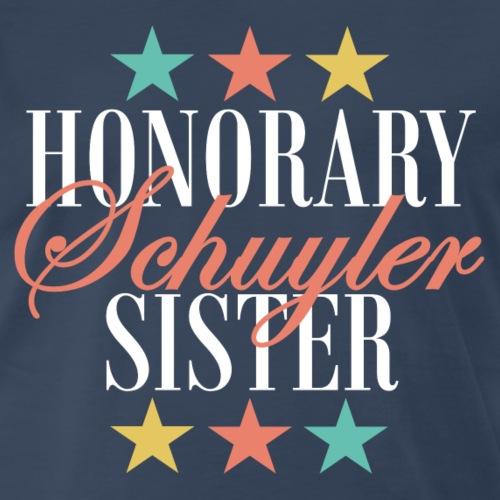 Honorary Schuyler Sister (Angelica) - Men's Premium T-Shirt