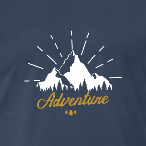 Adventure T-shirts Tees and Products - Men's Premium T-Shirt