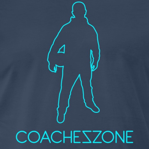 Coaches Zone - Men's Premium T-Shirt