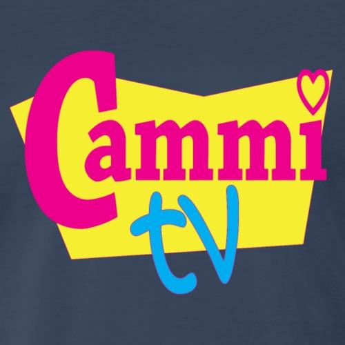 Cammi TV Logo - Men's Premium T-Shirt