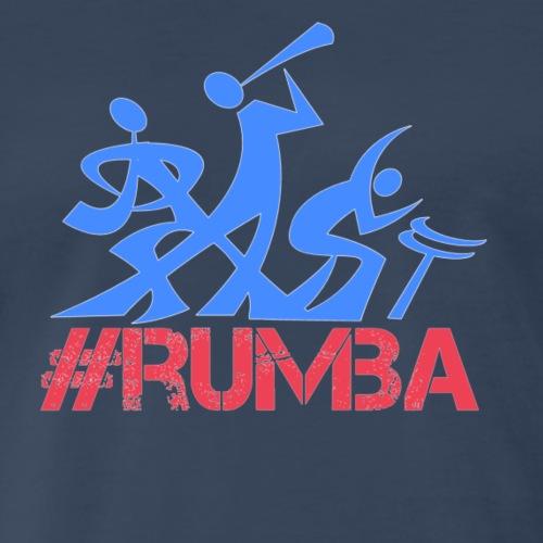 RumbaByHarryCornier - Men's Premium T-Shirt