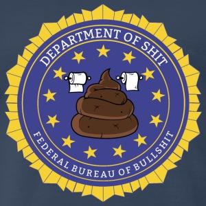 department of shit - Men's Premium T-Shirt