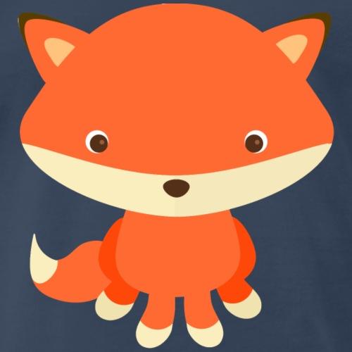 Baby Fox Design - Men's Premium T-Shirt