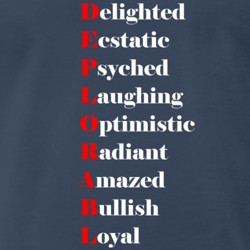 deplorable - Men's Premium T-Shirt