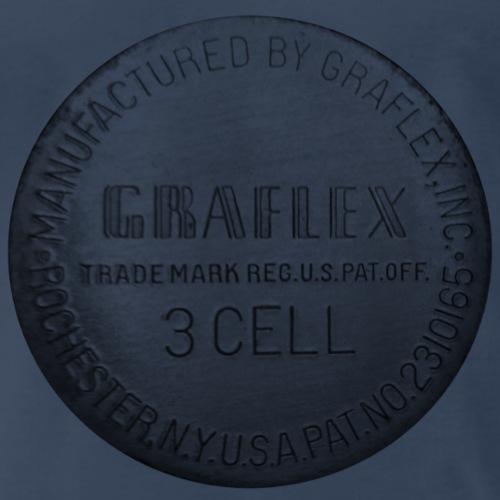 Graflex 3 Cell stamp - Men's Premium T-Shirt