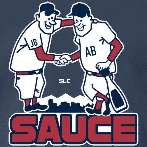 Salt Lake City Soy Sauce - Men's Premium T-Shirt