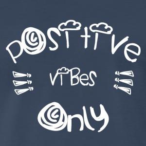 Be Positive - Men's Premium T-Shirt