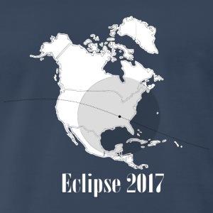 total eclipes 2017 - Men's Premium T-Shirt