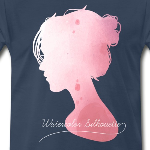 Beauty girl - Men's Premium T-Shirt
