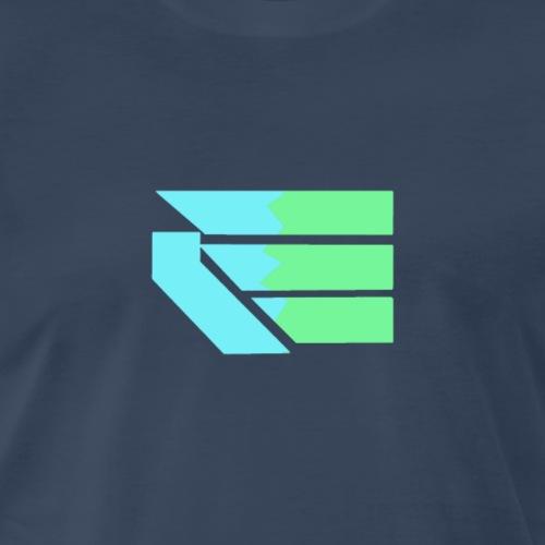 Explanda Simplistic Design - Men's Premium T-Shirt