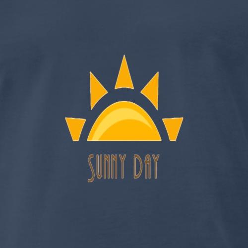 sunny day - Men's Premium T-Shirt