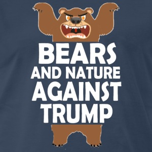 TRUMPBEARSw - Men's Premium T-Shirt