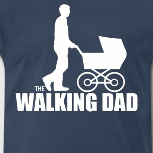 The walking Dad shirt - Men's Premium T-Shirt