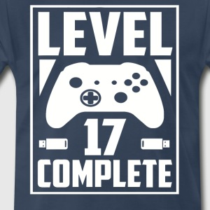 Level 17 Complete - Men's Premium T-Shirt