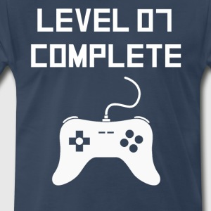 Level 07 Complete - Men's Premium T-Shirt