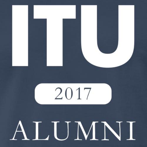 ITU Alumni - 2017 - Men's Premium T-Shirt