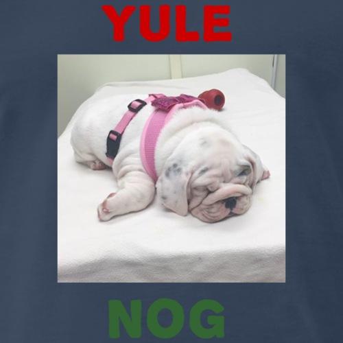 Yule Nog - Men's Premium T-Shirt