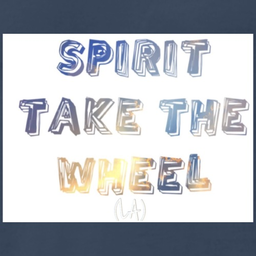 Spirit take the wheel - Men's Premium T-Shirt