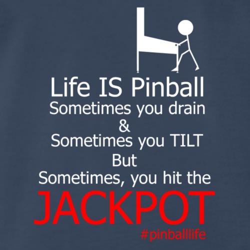 Life IS Pinball - Men's Premium T-Shirt