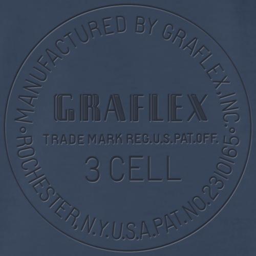 Graflex clean Stamp - Men's Premium T-Shirt