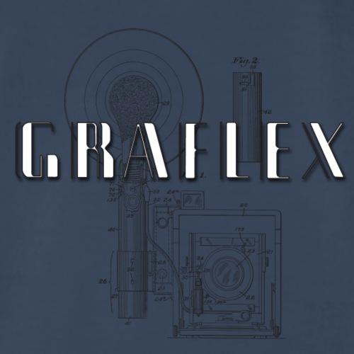 Graflex camera - Men's Premium T-Shirt