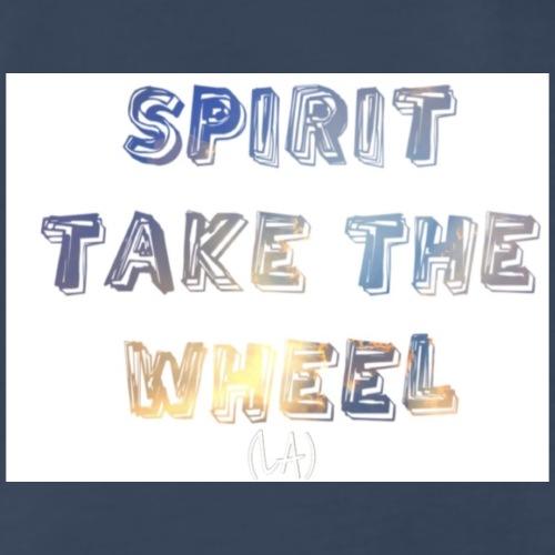 Spirit take the wheel - Men's Premium T-Shirt