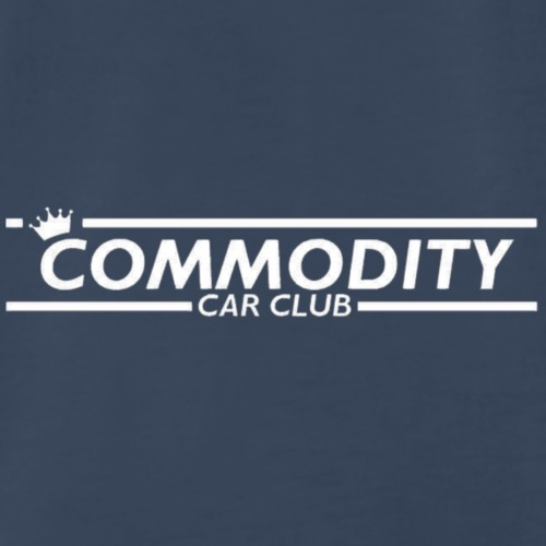COMMODITY WHITE - Men's Premium T-Shirt
