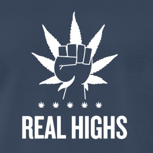 REAL-HIGHS - Men's Premium T-Shirt