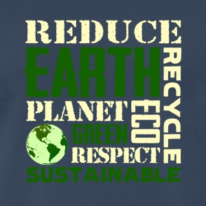 Earth Day Green Sustainable Tshirts - Men's Premium T-Shirt