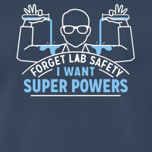 Lab Superpower - Men's Premium T-Shirt
