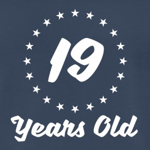 19 Years Old - Men's Premium T-Shirt
