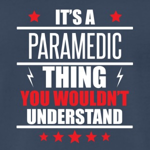 It's A Paramedic Thing - Men's Premium T-Shirt