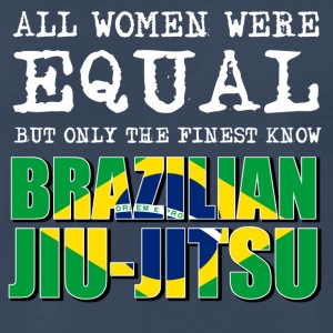 Brazilian Jiu jitsu design - Men's Premium T-Shirt