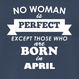 April Perfect woman - Men's Premium T-Shirt
