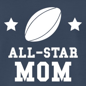 All Star Rugby Mom - Men's Premium T-Shirt