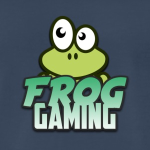 Frog Gaming Logo Transparent - Men's Premium T-Shirt