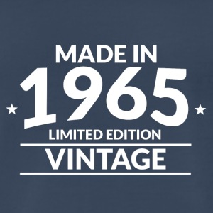 Made in 1965 Limited Edition Vintage - Men's Premium T-Shirt