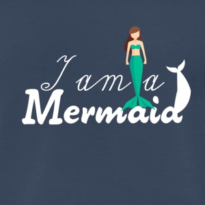 I'm a Mermaid - Men's Premium T-Shirt