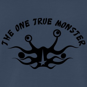 the one true monster Netherlands - Men's Premium T-Shirt