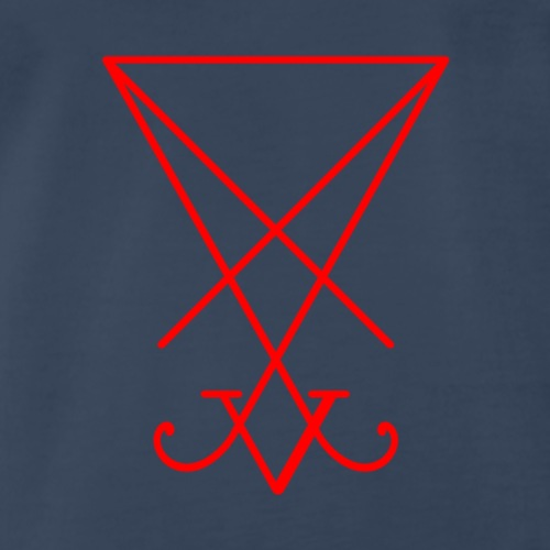 Lucifer red - Men's Premium T-Shirt