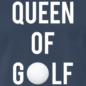 Queen of Golf - Men's Premium T-Shirt