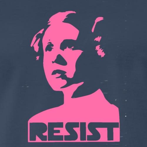 leia resist - Men's Premium T-Shirt